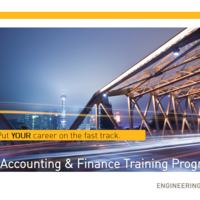 Accounting & Finance Training Program - Parker Hannifin
