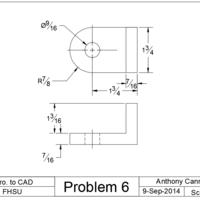 Auto CAD Anhony Cannata