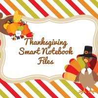 Thanksgiving Smart Notebook Lessons