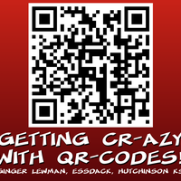 Getting CR-azy with QR-codes!