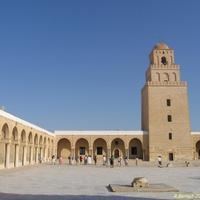 Enquête sur....la mosquée de Kairouan