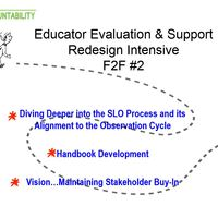 Educator Evaluation & Support System Redesign Intensive #2