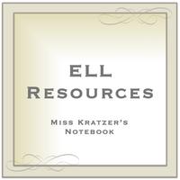 ELL Resource Binder