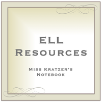 ELL Resource Binder