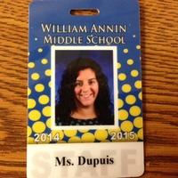 Melanie Dupuis - Marygrove Teaching Portfolio