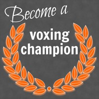 Become a Voxing Champion