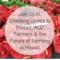 Food & Farm AgVocacy for Hawaii