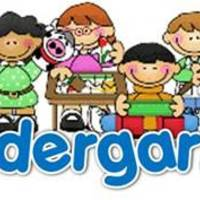 Kindergarten Resources